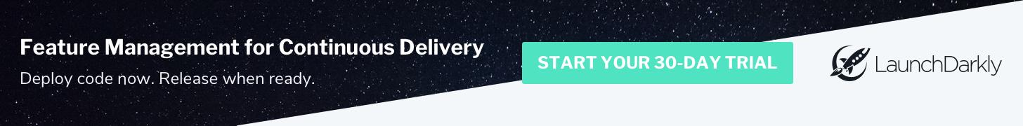 Launch Darkly